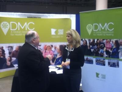 John Murphy, DMC, and Michael Kithcart, The Bailey Group