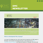 Click on the image and enter your email address to subscribe to the twice-monthly DMC newsletter.