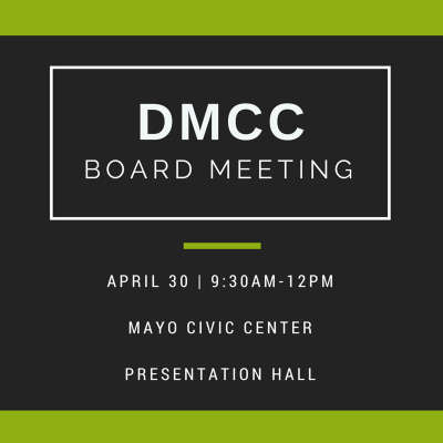 DMCC Board Meeting on 4-30-2015