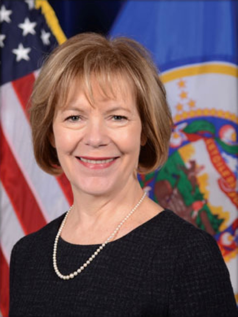 Lt. Governor Tina Smith