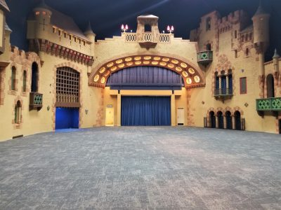 Renovated Chateau Theatre