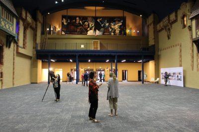 Chateau Theatre Press Conference
