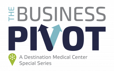 The Business Pivot Logo